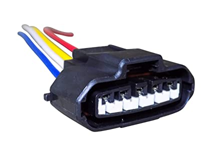 MAF Wiring Harness Pigtail Connector 6.6l LB7 LLY LBZ 2001 ... on bmw 2 8 engine wire harness, oem engine wire harness, dodge sprinter engine harness, engine harmonic balancer, suspension harness, hoist harness, engine control module,