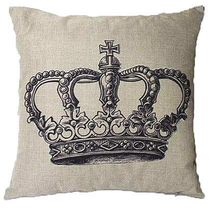 Funda de Almohada de Colchón Cojines Decorativos para Sofa ...