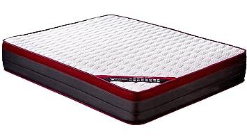 Imperial Confort Premium Helsinki - Colchón viscografeno, grosor 25 cm, 180 x 90 cm