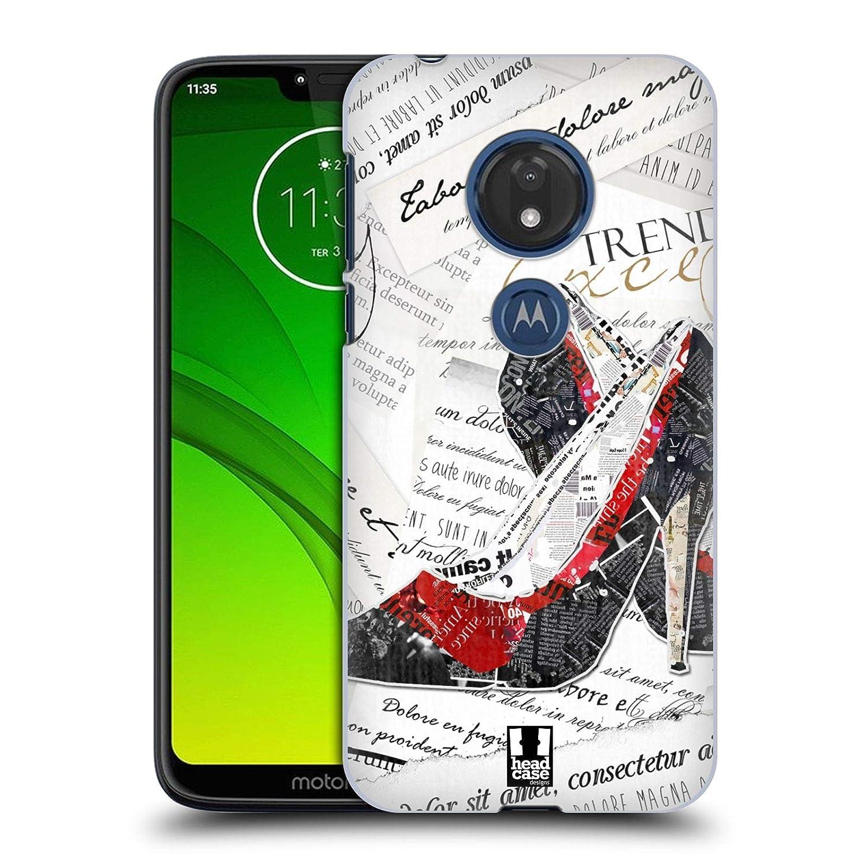 Amazon.com: Head Case Designs Sunglasses Fashion Collage Hard Back Case for Motorola Moto G7 Play: Cell Phones & Accessories