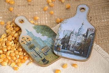 Geschenke Für Die Küche Ausgefallene Wohnaccessoires | Amazon De Deko Magnete Handmade Ausgefallene Geschenke Magnete