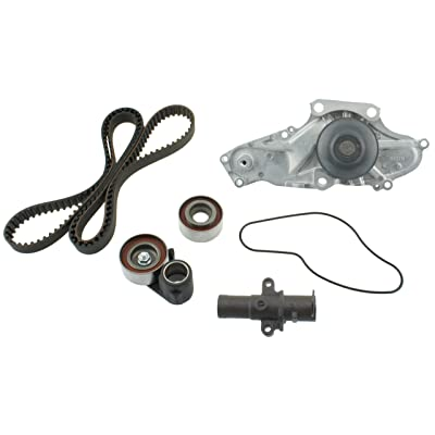 Aisin TKH-002 Engine Timing Belt Kit with Water Pump: Automotive