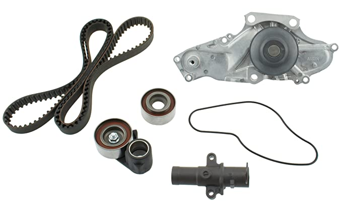 Amazon Aisin H002 Engine Timing Belt Kit With Water Pump