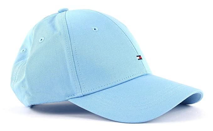 Tommy Hilfiger Classic BB Cap Gorra de béisbol Azul (Alaskan Blue 901), única (Talla del Fabricante: OS) para Mujer: Amazon.es: Ropa y accesorios