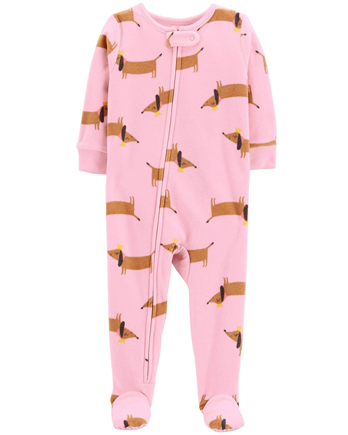 4aed65814a78 Amazon.com  Carter s Girls  1 Pc Fleece 377g088  Clothing
