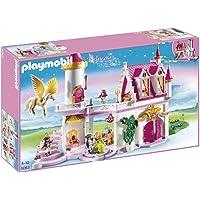 playmobil château de princesse avec Pegasus 5063