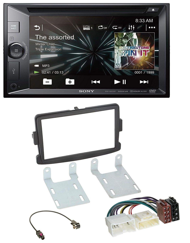 caraudio24 Sony XAV W651BT DVD/CD/MP3 Bluetooth: Amazon co