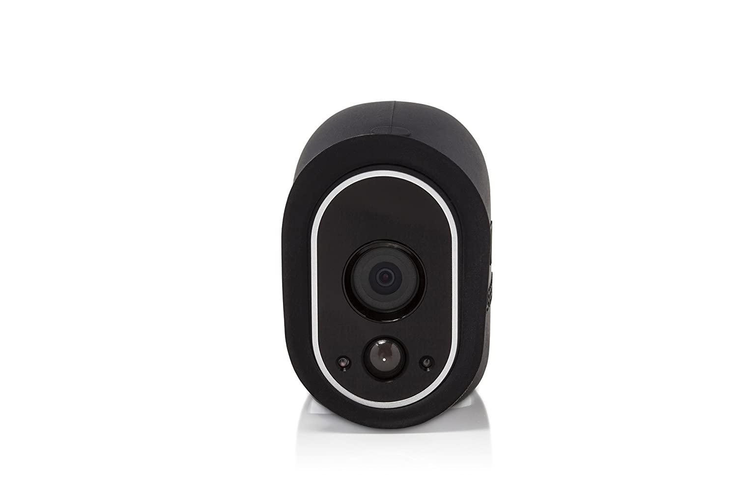 Black//Brown//Grey//Blue 4 x Silicone Skins Compatible with Arlo Smart Security 100/% Wire-Free Cameras /— by Wasserstein