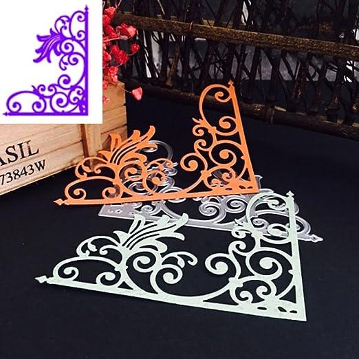 Gemini/_mall/® 3Pcs Circle Metal Cutting Dies DIY Scrapbooking Embossing Paper Cards Photo Album Craft Decor Stencil for Greeting Cards//Invitation Cards Decoration Cutting Dies for Card Making