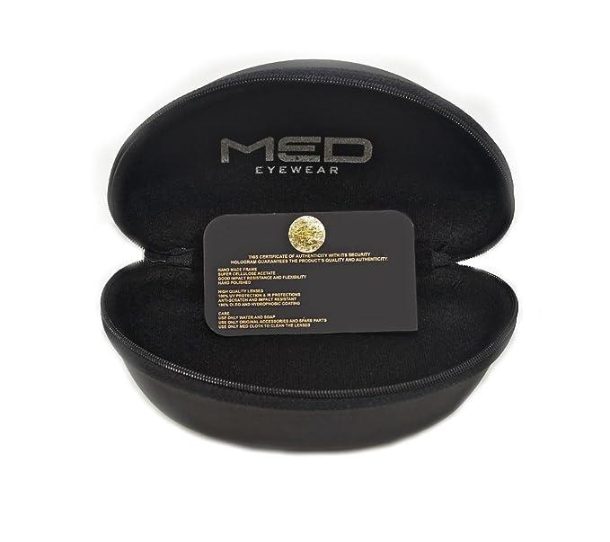 MED Designer Sunglasses Women's Men's Fashion Eyewear//O1015-BL3