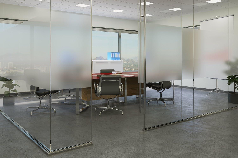 Artesive G-01 - Opacificador ancho 100 cm al metro lineal – Película adhesiva para cristales de interior para protección privada ofuscante decorativa: Amazon.es: Bricolaje y herramientas