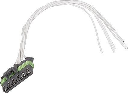 S945 645-542 Blower Motor Resistor Connector 15306007 For 96-05 Chevrolet Astro