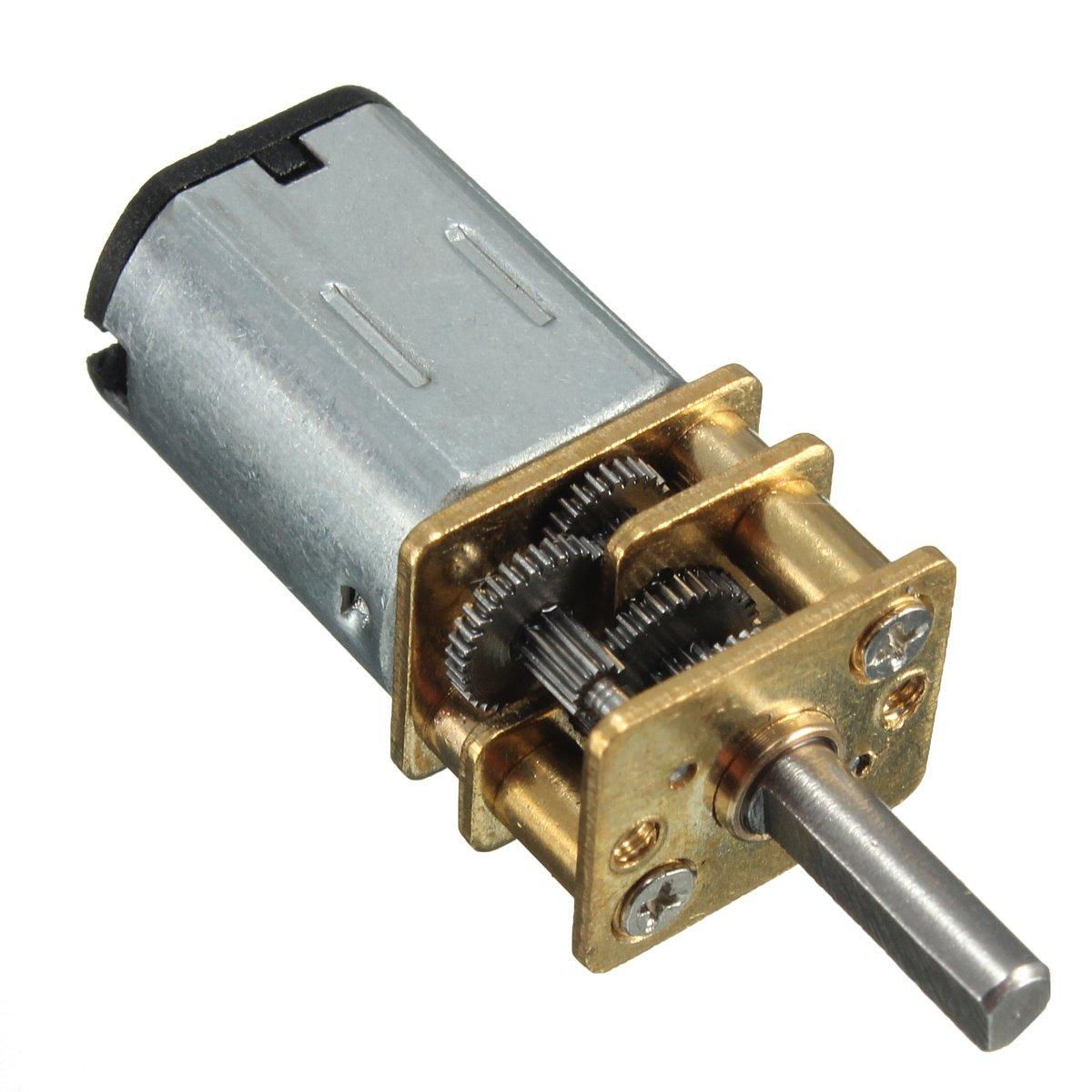 GA12-N20 Mini DC 6V 30RPM Gear Motor Ils