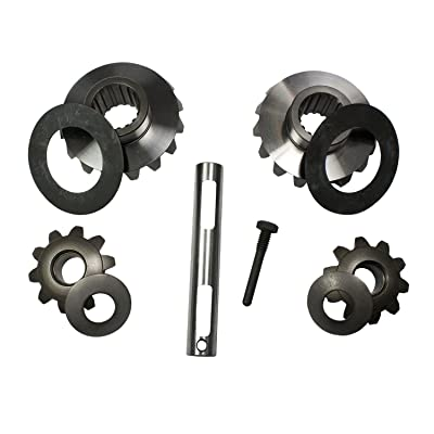 Yukon Gear & Axle (YPKGM55P-S-17) Standard Open Spider Gear Kit for GM Chevy 55P Differential with 17-Spline Axle: Automotive
