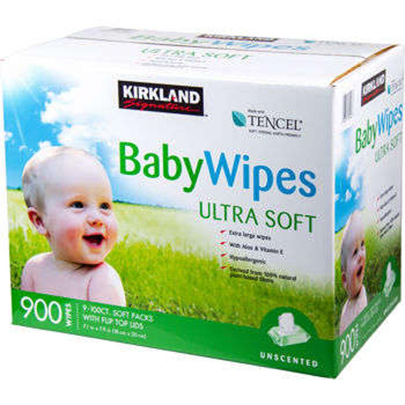 Kirkland Signature™ Baby Wipes 900ct.