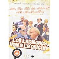 Los Ladrones Van A La Oficina - Temporadas 1 Y 2 [DVD]