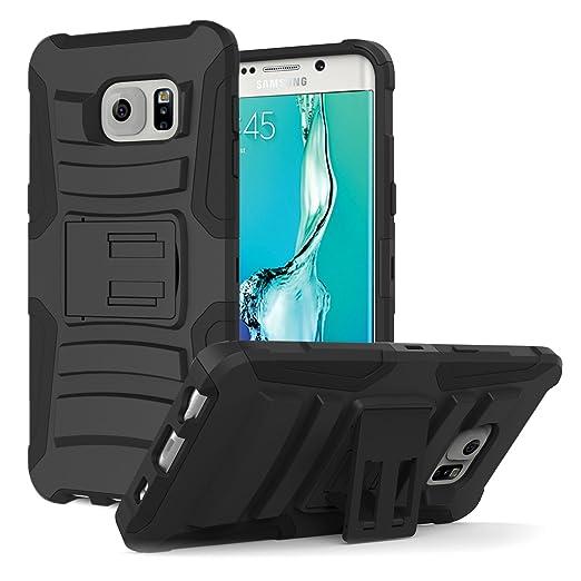 18 opinioni per MoKo Samsung S6 Edge Plus Case- Holster