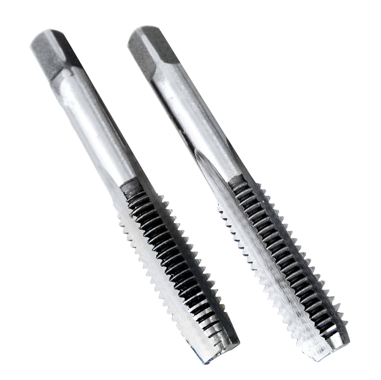 M6 x 1.0mm Metric Taper and Plug Taps