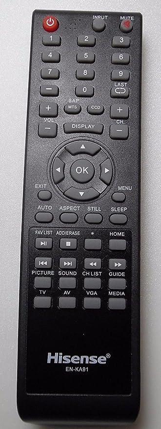 Hisense Tv Remote Control Problems