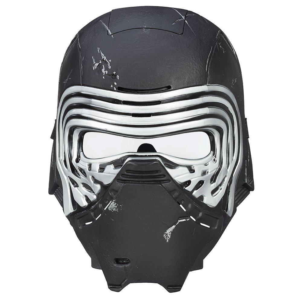 Star Wars - Máscara electrónica de Kylo Ren (Hasbro B8032EU4): Amazon.es: Juguetes y juegos