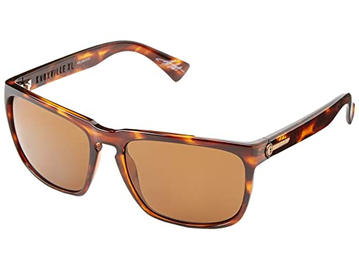 5eac794924c Electric Knoxville XL Sunglasses - Polarized Tortoise Shell Bronze ...
