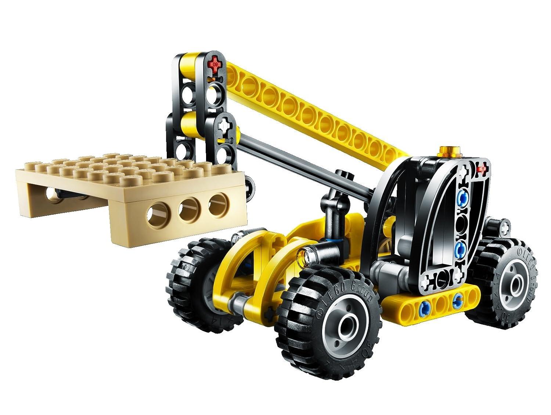 LEGO Technic Mini-Teleskoplader 8045 günstig kaufen