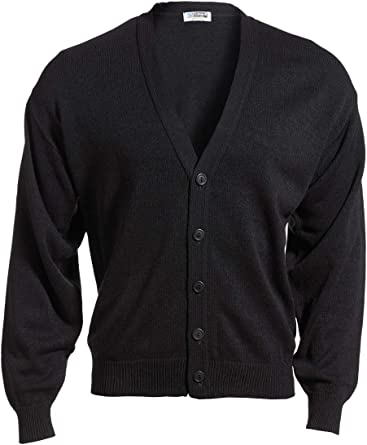 Edwards Garment ED Garments Ladies V-Neck Cardigan Sweater