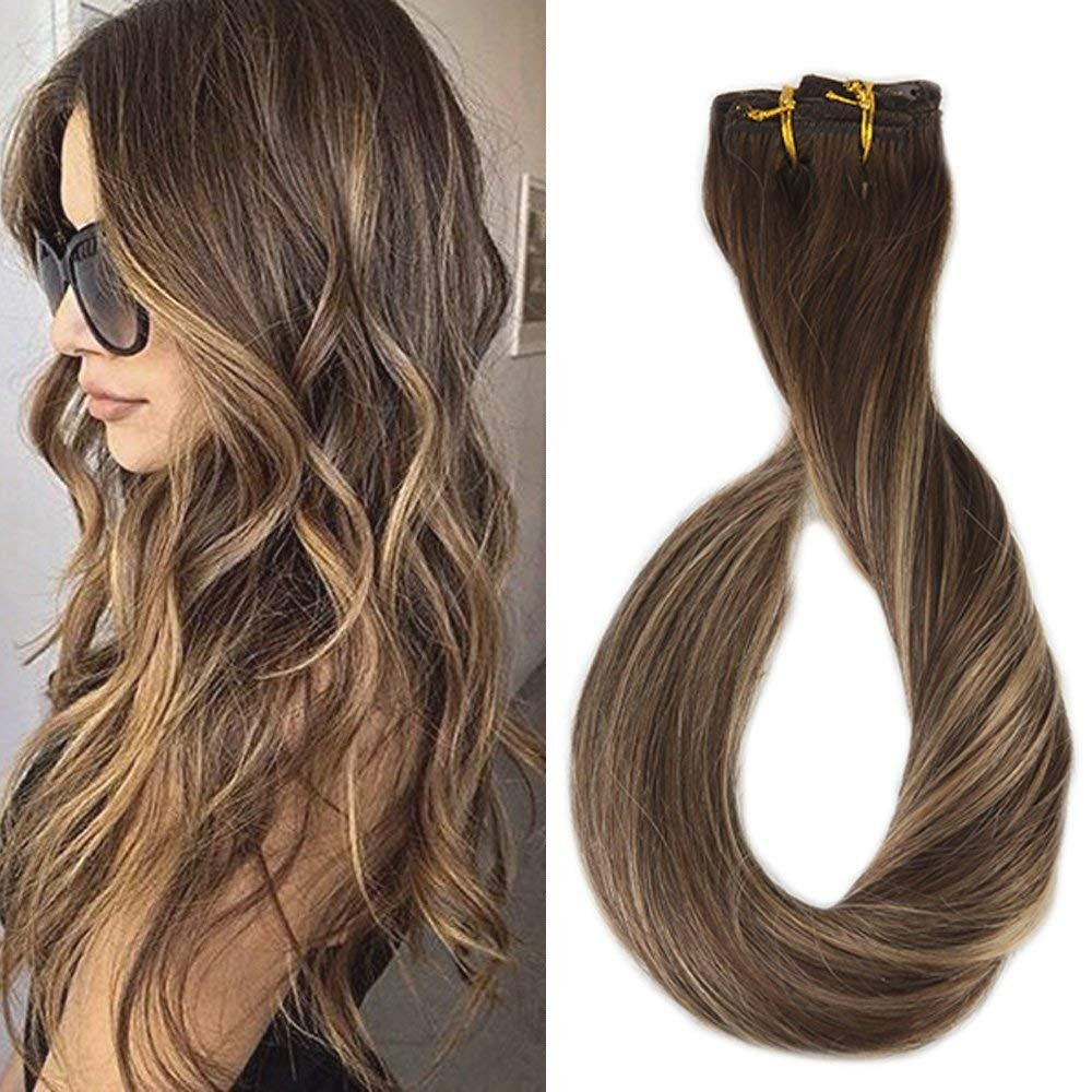 Hair Extensions & Wigs Full Shine Clip In Ponytail Hair Extensions For Afro Women 100g Natural Black Color #1b 100% Remy Human Hair Extensions Ponytail Numerous In Variety