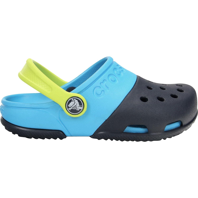 Crocs - Mocasines de sintético para niño azul azul: Crocs: Amazon.es: Zapatos y complementos