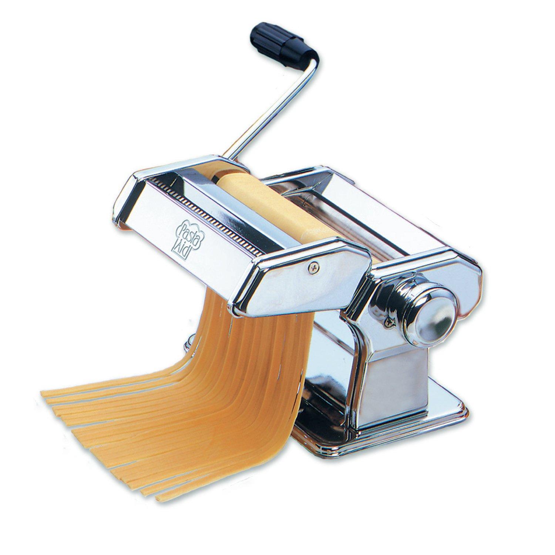M/áquina para laminar y Cortar Pasta Julia Ifa Opin Pasta Aid