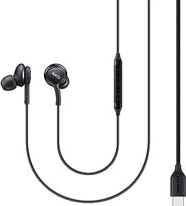 Samsung EO-IC100BBEGUS Corded Type-C Earphones, Black