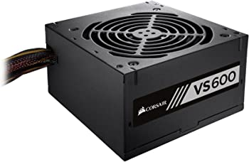 Corsair VS600 600W 80 PLUS Power Supply