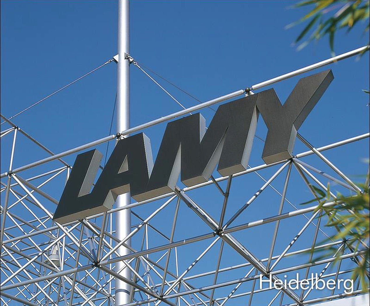 Lamy 2000 4 Color Ballpoint with Brushed Ss Clip (L401) by Lamy (Image #2)