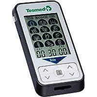 TESMED Trio 6.5 Electroestimulador Muscular con batería recargable, TENS, Masaje- 36 programas - 40 niveles de…