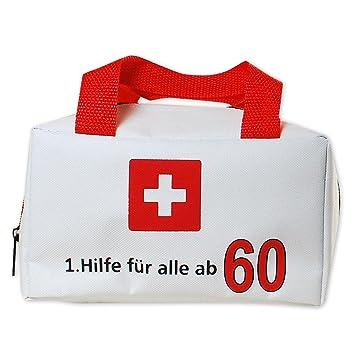 Tasche 1. Hilfe für alle ab 60 - Erste Hilfe Tasche (12x 19x 11cm ...