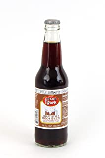 product image for Foxon Park, Root Beer Soda, 12 oz. Bottle (Case of 12)