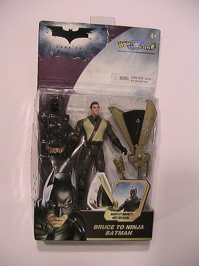 Bruce de entrenamiento de Batman The Dark Knight Ninja ...