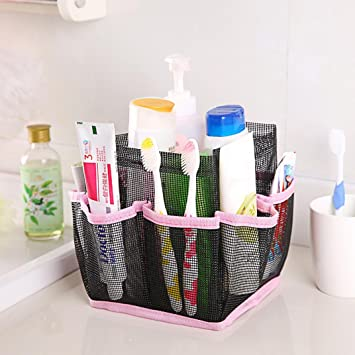 Dusche Tasche Badezimmer Organizer Zubehor Dusche Organizer 8
