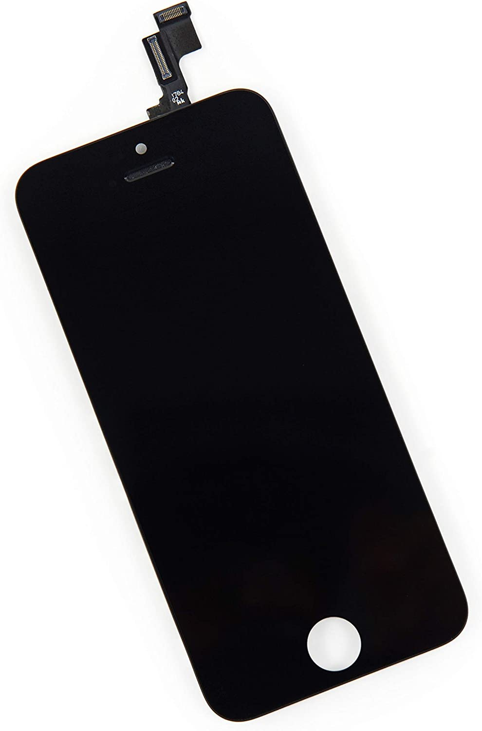 LCD and Digitizer Compatible with iPhone 5s - Black