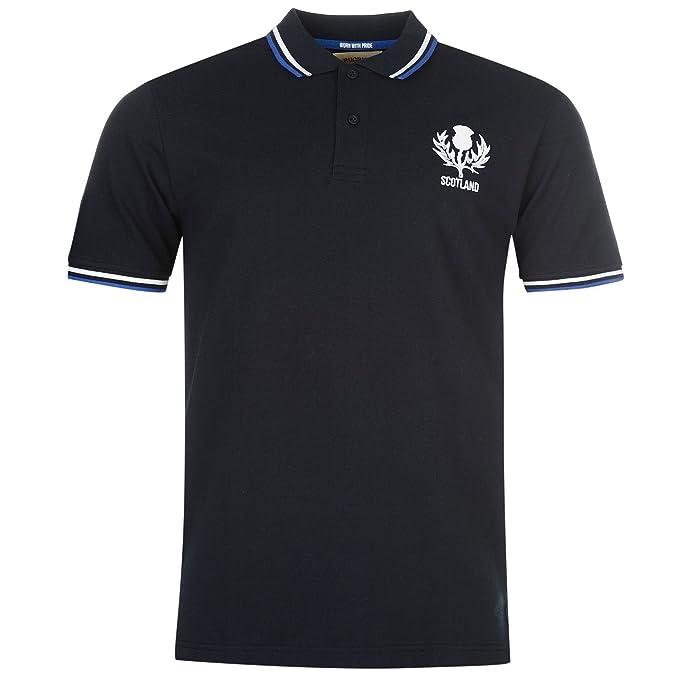 Team Hombre Rugby Core Polo Camiseta Camisa Ropa Deporte Entrenar ...