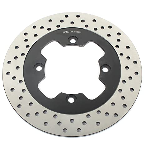 Amazon.com: TARAZON Rear Brake Disc Rotor for Kawasaki ZX ...