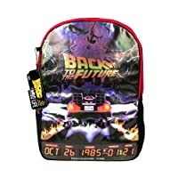 Mojo Back To The Future Backpack School Bag