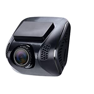 GEKO S200 Starlit HD 1296P Sony Starvis Sensor Dash Cam Great Night Vision - Dashboard Camera, Parking Monitor, Built-in G-Sensor, Loop Record with 16GB Micro SD Card