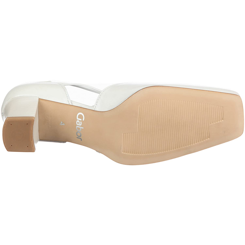 timeless design 422e9 4a51a Gabor Shoes 25.461.60 Damen Brautschuhe Pumps