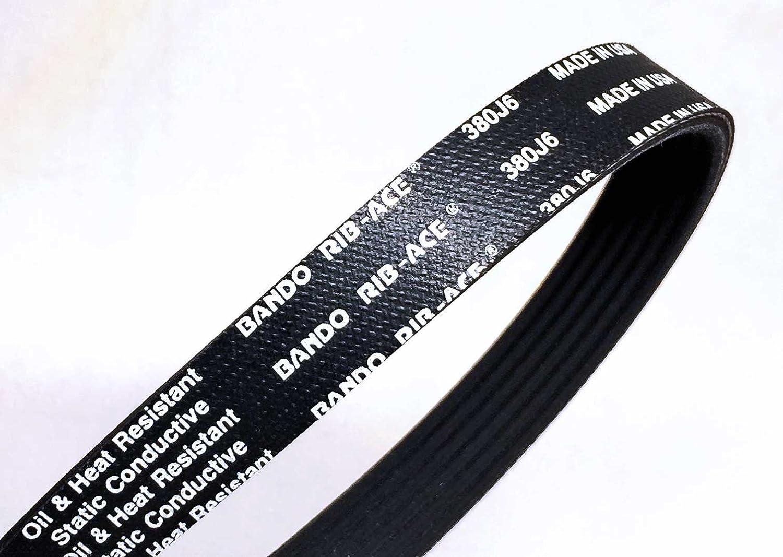 D/&D PowerDrive 190J10 Poly V Belt