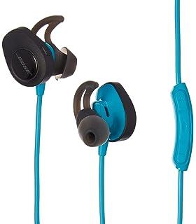 aeca502a974 Amazon.com: Bose SoundSport Wireless Headphones, Aqua + Charging ...