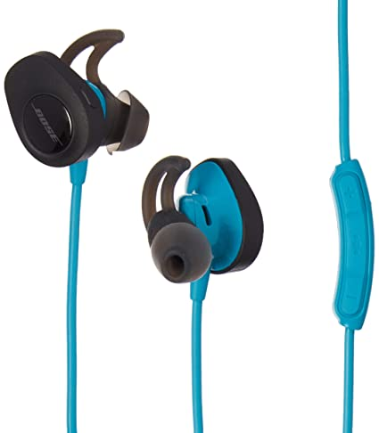 dcccb4bb13d Amazon.com: Bose SoundSport Wireless Headphones, Aqua (Renewed): Electronics