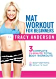 Tracy Anderson: Mat Workout For Beginners [Edizione: Regno Unito] [Import anglais]