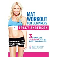 Tracy Anderson: Mat Workout For Beginners [DVD] [Reino Unido]