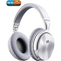 Bluetooth Kopfhörer, Mpow H5 Noise Cancelling Kopfhörer Over Ear mit 30 Std Spielzeit, Wireless Kopfhörer mit HiFi Stereo, eingebauten Mikro CVC 6.0, Dual 40mm Treiber